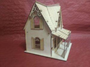 схема кукольного домика