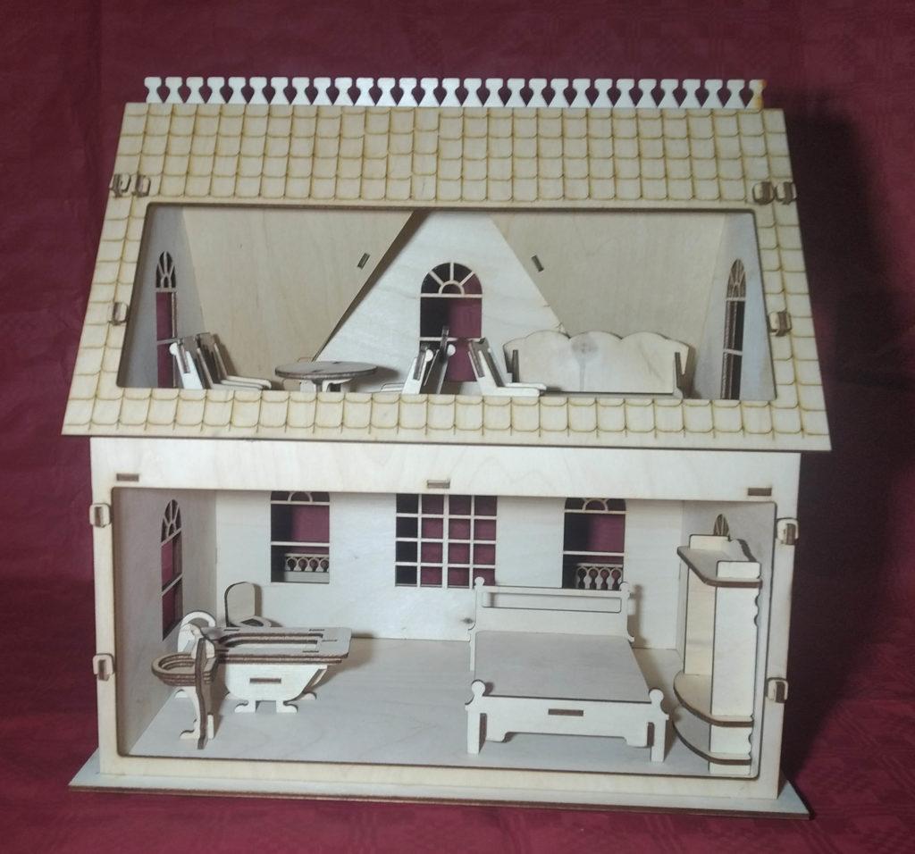 мебель для кукольного домика недорого