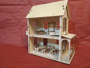 кукольный домик цена