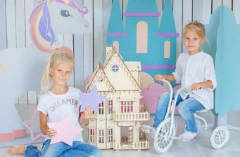 кукольный домик купить недорого