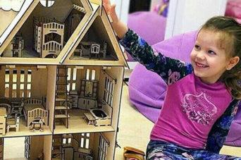 кукольные домики собранные